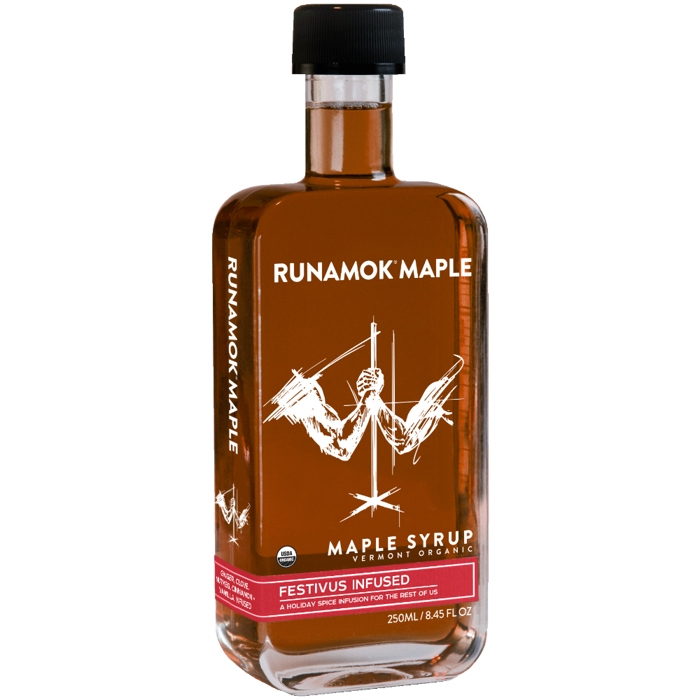 FESTIVE MAPLE SYRUP
