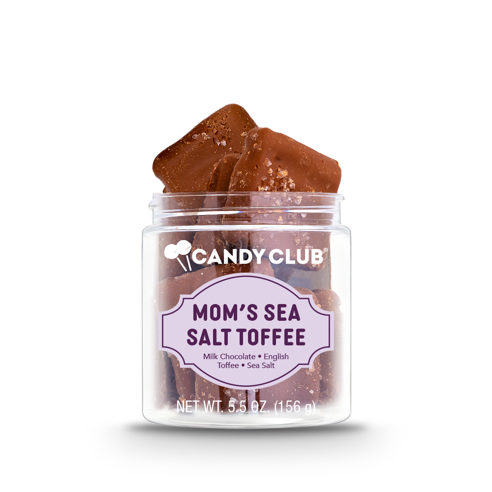 Sea Salt Toffee Mothersday
