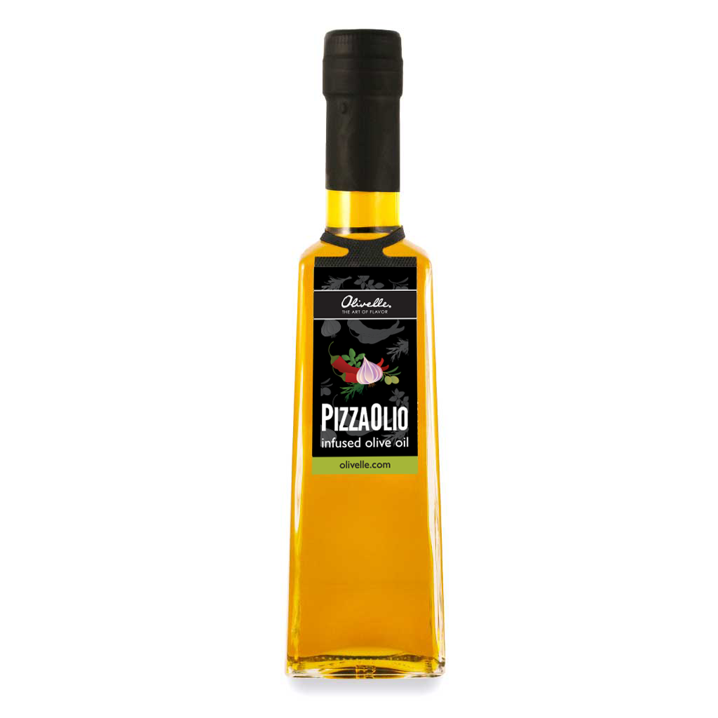 PIZZAOLIO INFUSED OLIVE OIL