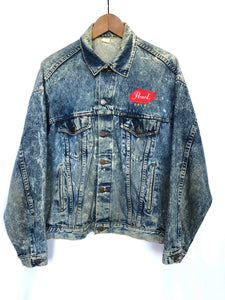 Original Pearl Drums Stonewash Denim Jacket