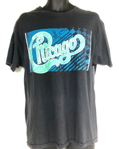Authentic Chicago Tour Tee - Victorious Tour 1988