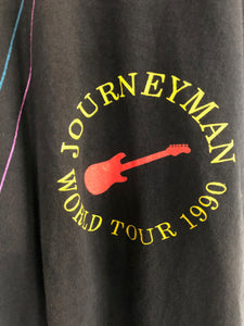 Authentic Eric Clapton Tour Tee- Journeyman World Tour 1990