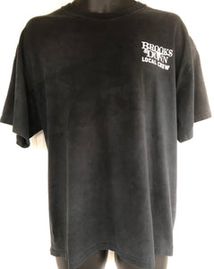"Authentic 90's Brooks & Dunn ""Local Crew Tee"""