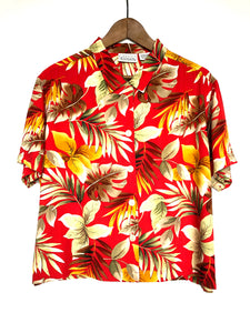 80's Basic Edition Hawaiian Shirt