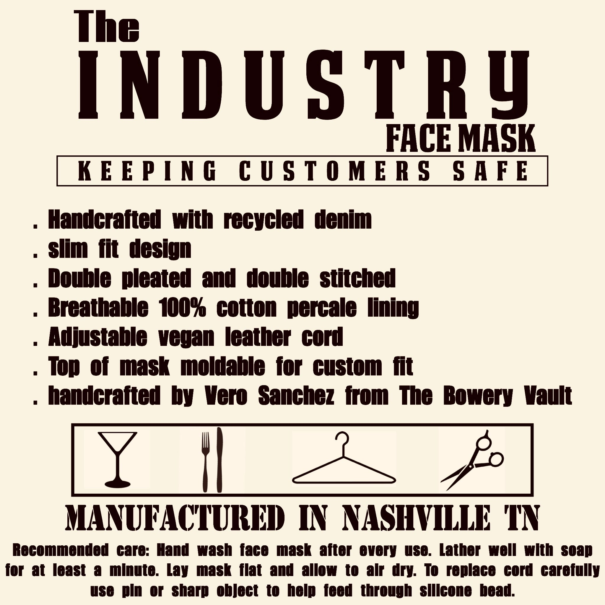 The Industry Face Mask