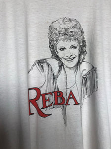 Collectors Edition OG Reba North American Tour '88 Concert Tee