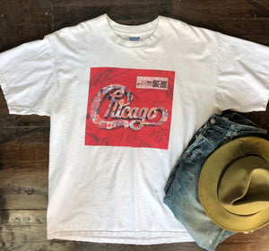 Authentic 98' Chicago 30th Anniversary Tour Tee
