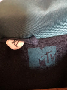 "Authentic MTV ""Music Television"" Work Jacket"