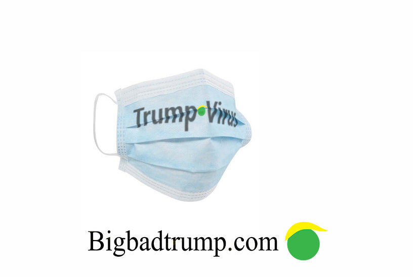 Trump Virus Mask
