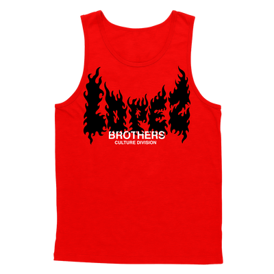 Culture Division Tank Red