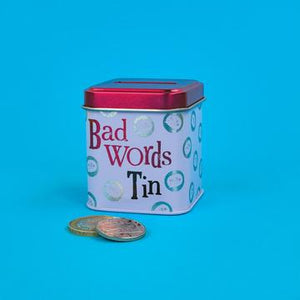 Bad Words Money Box