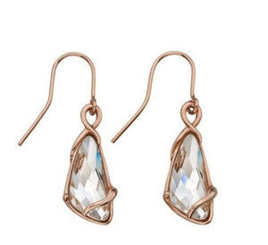 Swarovski Crystal Spirit Earrings