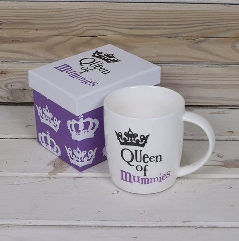 Queen Of Mummies Mug