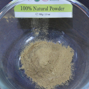 Rozhub Naturals Amla Herbal Powder (Indian Gooseberry) - 100g