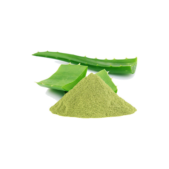 Rozhub Naturals Aloevera Leaf Powder For Skin & Hair Mask - 100g - Rozhub Naturals