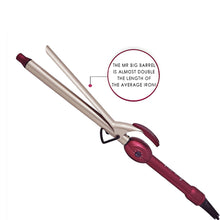 Load image into Gallery viewer, Mr Big Curling Iron - 3/4 inch