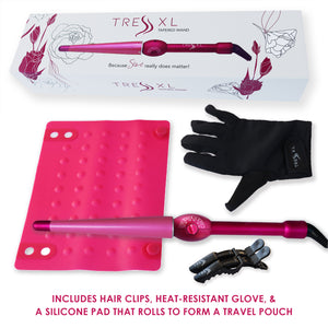 Tapered Curling Wand by Tress
