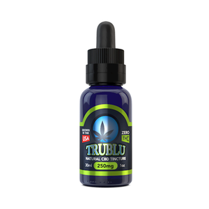 Blue Moon Hemp - CBD Tincture - Tru Blu - 250mg
