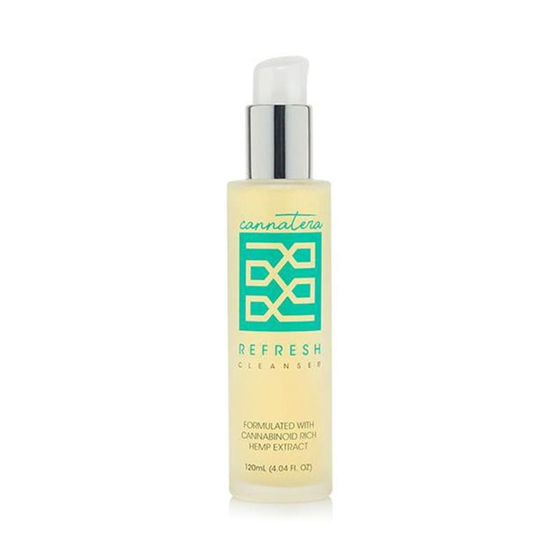 Reef - CBD Topical - Cannatera Refresh Cleanser