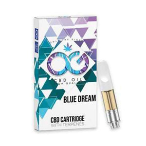 OG Labs - CBD Cartridge - Blue Dream - 500mg