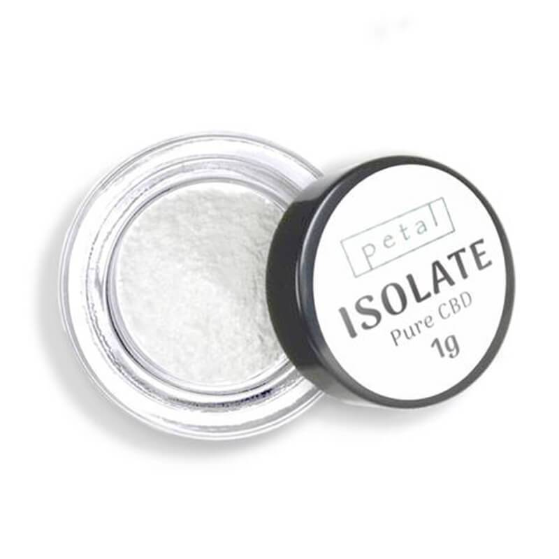 Petal - CBD Concentrate - Isolate Powder - 1 Gram