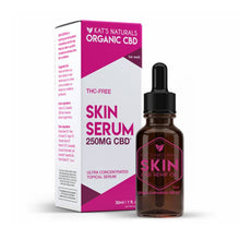 Load image into Gallery viewer, Kat's Naturals - CBD Topical - Skin Serum - 125mg-250mg