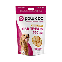 Load image into Gallery viewer, cbdMD - CBD Pet Edible - Peanut Butter Dog Treats - 150mg-600mg