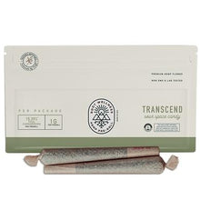 Load image into Gallery viewer, Root Wellness - Hemp Flower - Transcend Pre-Roll 2-Pack