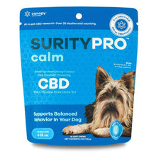 Load image into Gallery viewer, SurityPRO - CBD Pet Treats - Calm Soft Chews - 11mg-42mg