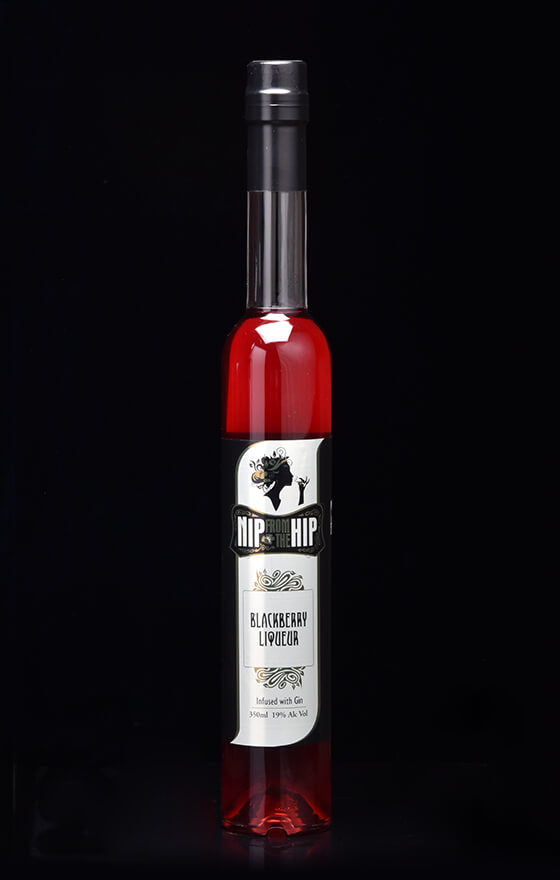 Blackberry Liqueur - Infused with Gin Large 350ml