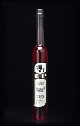 Blackcurrant Liqueur - Infused with Gin Large 350ml
