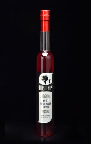 Kent's Cherry Brandy Liqueur - Infused with Brandy Large 350ml