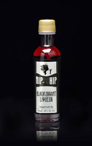 Blackcurrant Liqueur - Infused with Gin Miniature 50ml