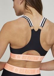 PE NATION Front Side Sports Bra