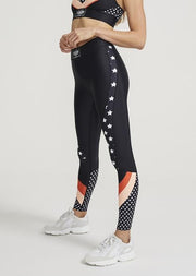 PE NATION Off Side Leggings