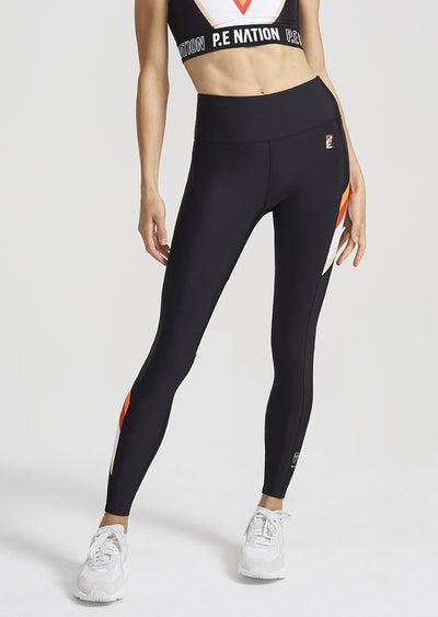 PE NATION Zone In Leggings