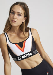PE NATION Zone In Sports Bra