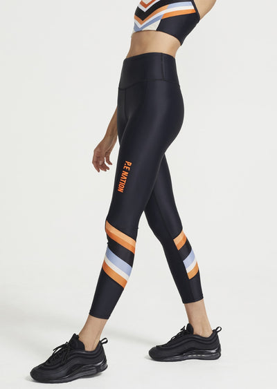 PE NATION Score Runner Leggings