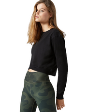 LILYBOD Suzy Jumper - Graphite Black