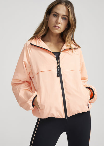 PE NATION Rollout Jacket Peach