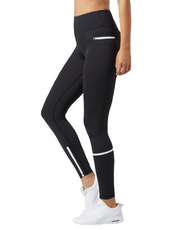 LILYBOD Phoebe Leggings - Graphite Black