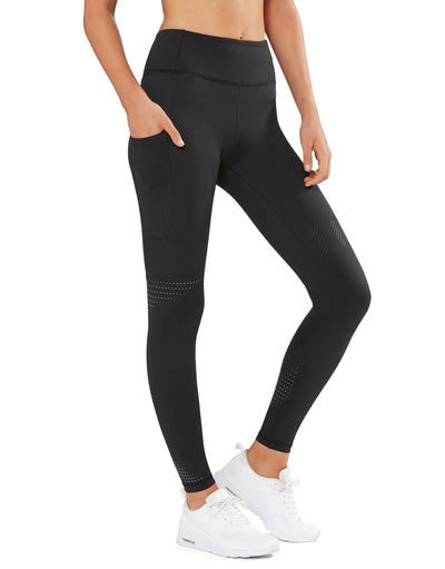 LILYBOD Tegan Leggings - Tarmac Black
