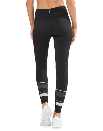 LILYBOD Georgia Leggings - Tarmac Black