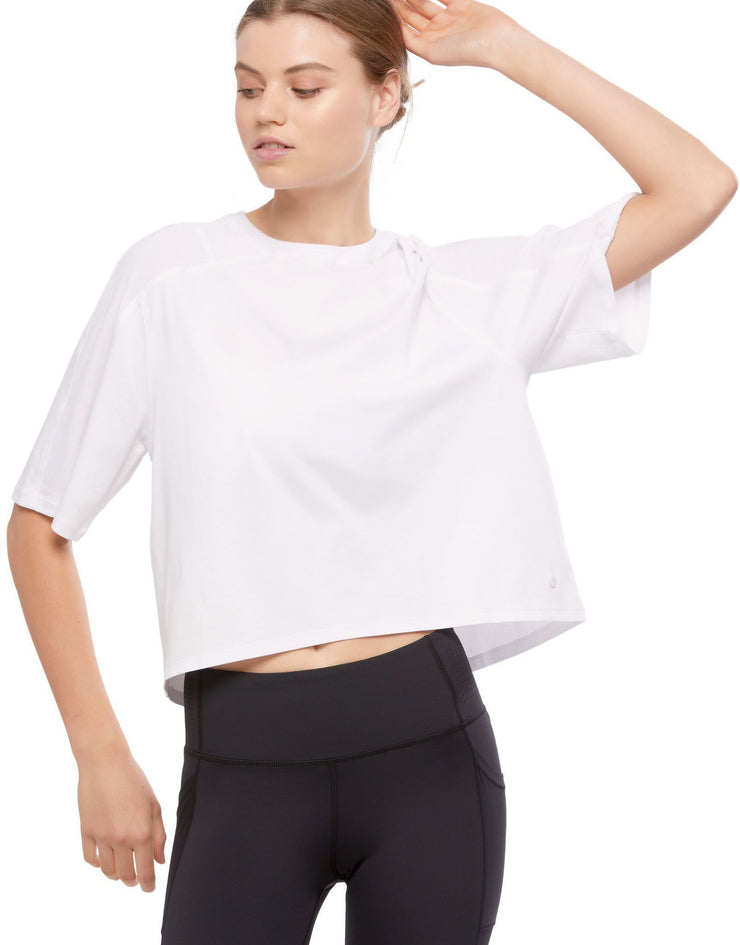 LILYBOD Cali Top - Bright White