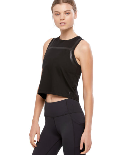 LILYBOD Charlie Top - Graphite Black