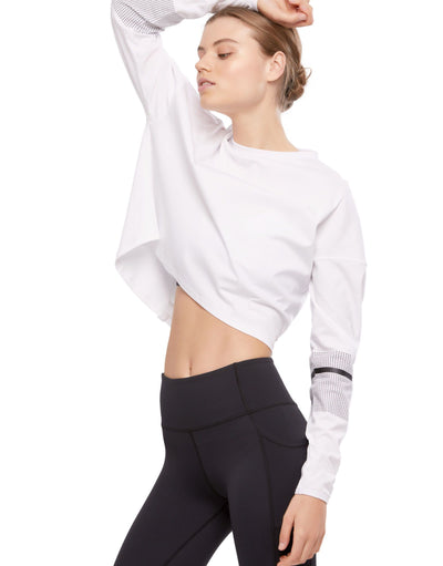 LILYBOD Margo Top - Bright White