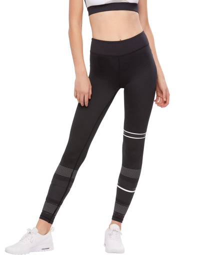LILYBOD Misha Leggings - Tarmac Black