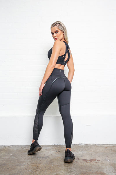 LILYBOD Colette XR Leggings - Black