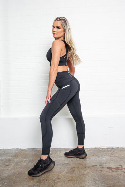 LILYBOD Phoebe XR Leggings - Black