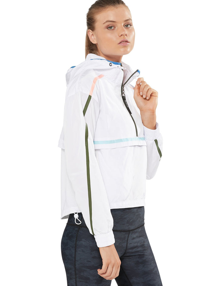 LILYBOD Chloe Jacket - Cloud White